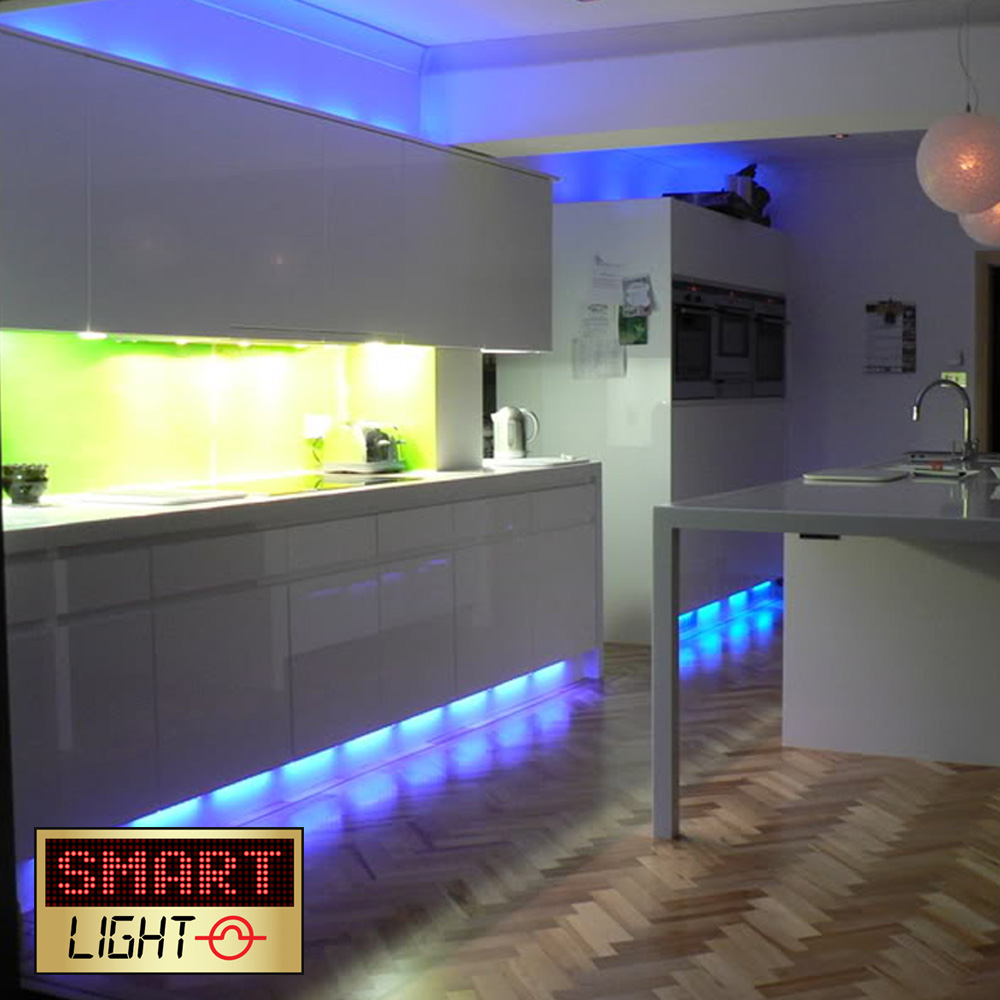 10 Kitchen Cabinets To Ceiling: RGB LED 5M-10M Strip Light Tape XMAS Cabinet Kitchen