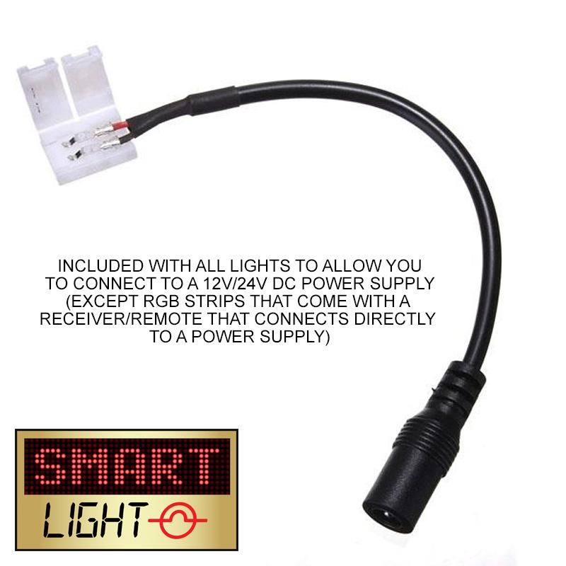 SmartLight 5M IP68 WaterProof Submersible LED Strip Light Shower Bathroom Boat